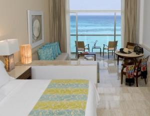 グランドフィエスタアメリカーナコーラルビーチ お部屋