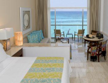グランドフィエスタアメリカーナコーラルビーチ 部屋